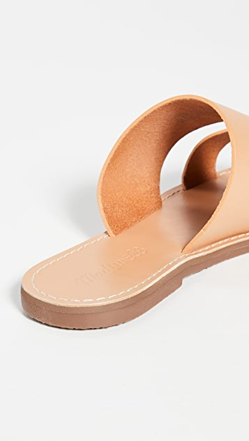 Madewell Boardwalk 2 Strap Randa 凉拖鞋