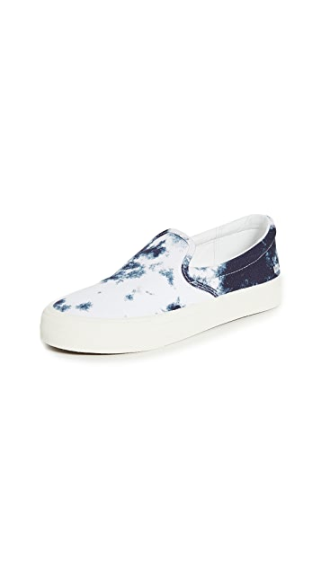 Madewell Sidewalk 扎染运动便鞋