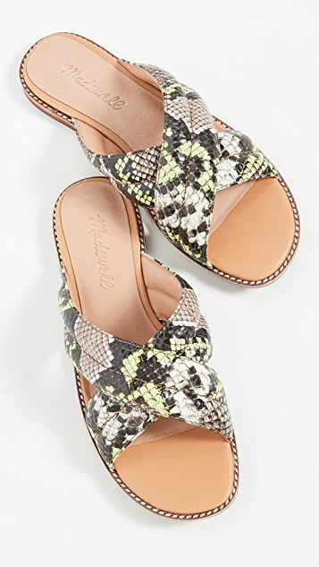 Madewell Skyler Slide Sandals