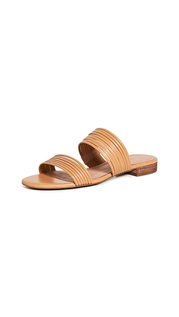 Madewell The Meg Slide Sandals
