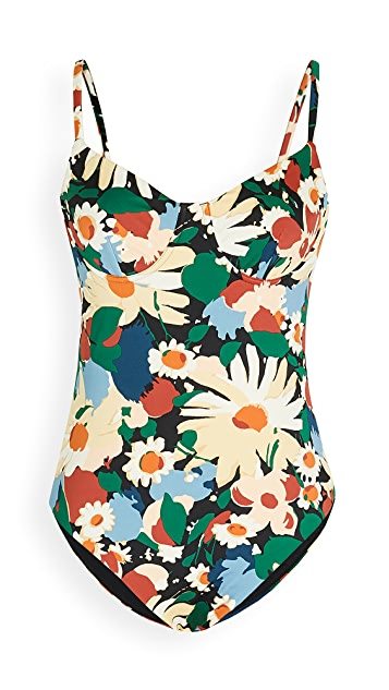 Madewell Abbey Structured One Piece