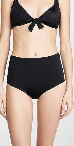 Madewell - Morgan High Waisted Bikini Bottoms