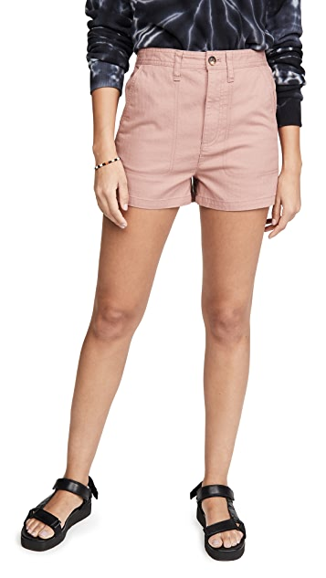 Madewell Camp Shorts