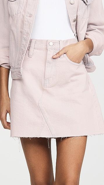 Madewell Frisco 半身裙