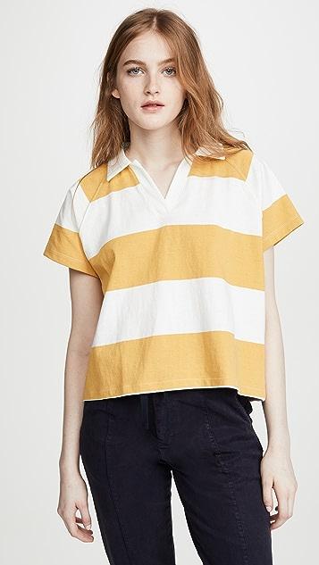 Madewell Aster Polo Shirt
