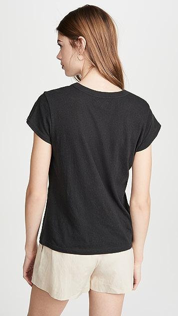Madewell 直筒 T 恤