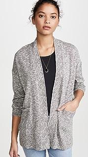 Madewell Marled Bradley Cardigan Sweater