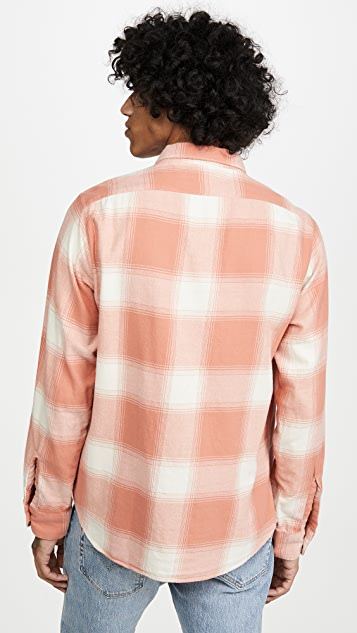 Madewell Classic Ombre Plaid Shirt