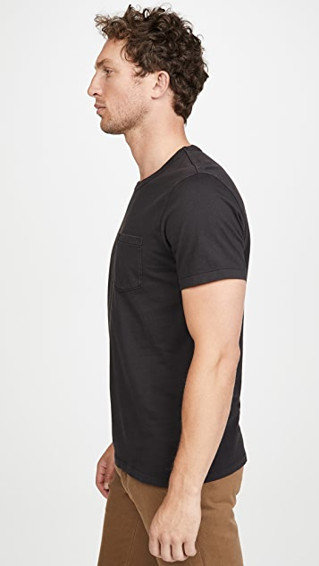 Madewell Short Sleeve Pocket Tee