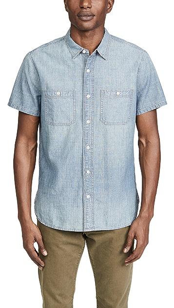 Madewell Classic: Japanese Chambray Shirt