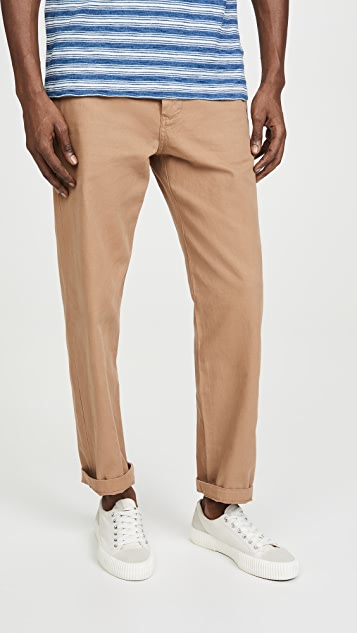 Madewell Relaxed Wide Leg Chino