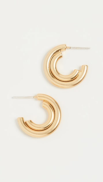 Madewell Mini Inside Hoops