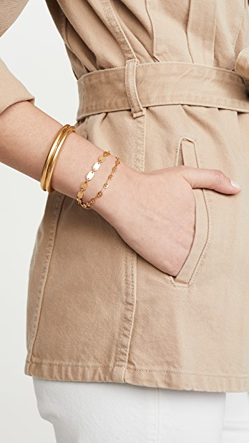Madewell Mixed Chain Bracelet