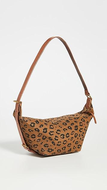Madewell Холщовая сумка на ремешке