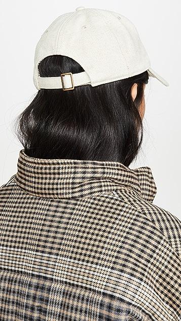 Madewell 棉质棒球帽