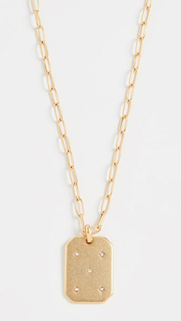 Madewell Stargazer Pendant Necklace