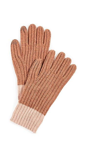 Madewell 短款科技感手套