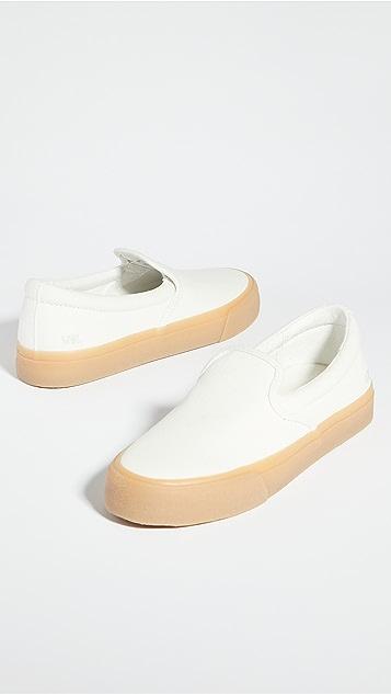 Madewell Sidewalk Slip On Sneakers