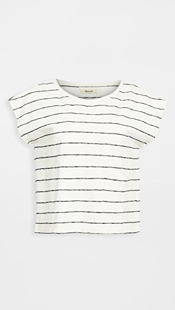 Madewell Striped Siesta Pajama Top