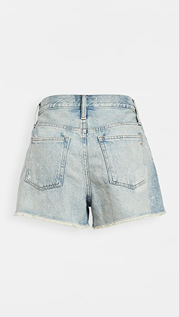 Madewell Mom Shorts
