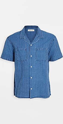 Madewell - Short Sleeve Perfect Button Down Shirt