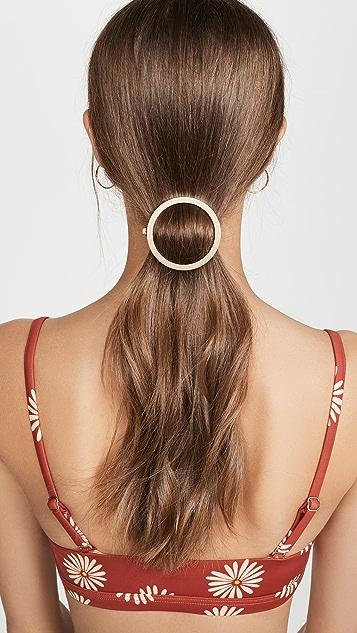 Madewell Chunky Hair O-Clip