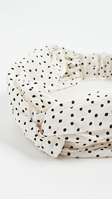 Madewell Twisted Soft Headband