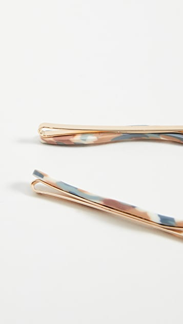 Madewell Squiggle Bobby Pins