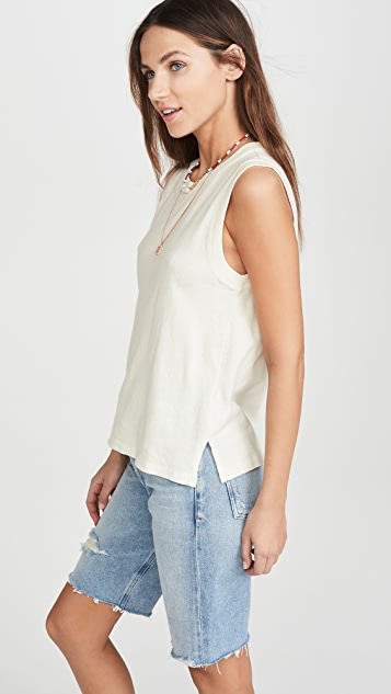 Madewell Recycled 健美背心