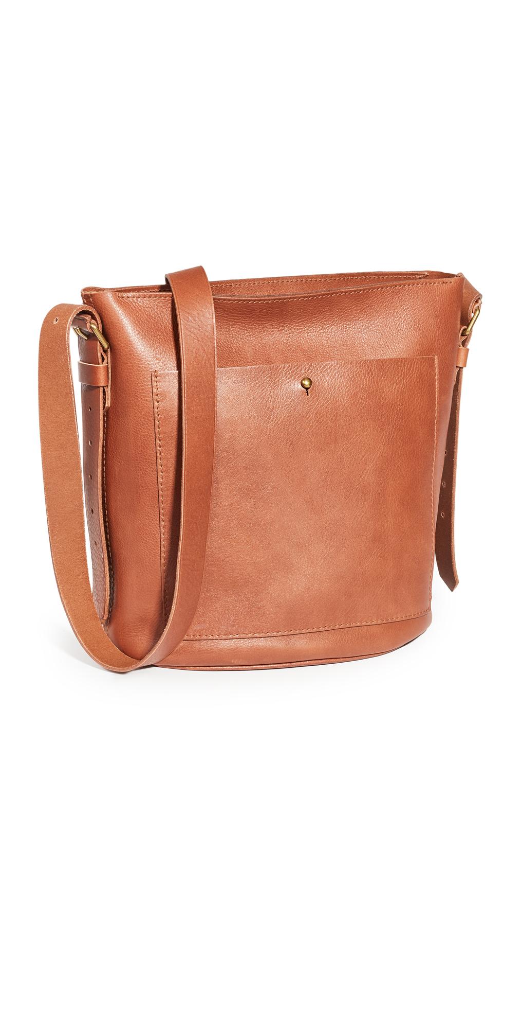 Madewell Transport Bucket Bag