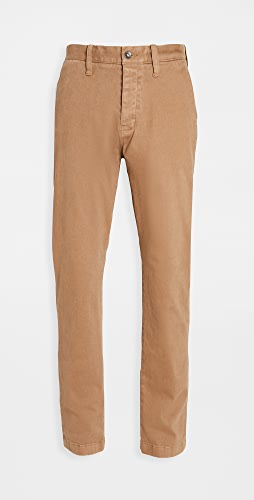 Madewell - Heavy Twill Slim Chino Pants