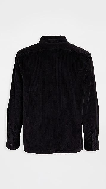 Madewell Wide Wale Corduroy Overshirt