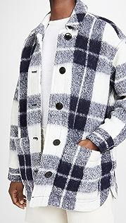 Madewell Walton 衬衣式夹克