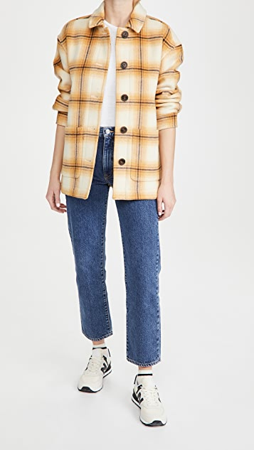 Madewell Austin Wool Coat