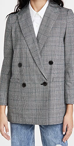 Madewell - Caldwell Double Breasted Blazer