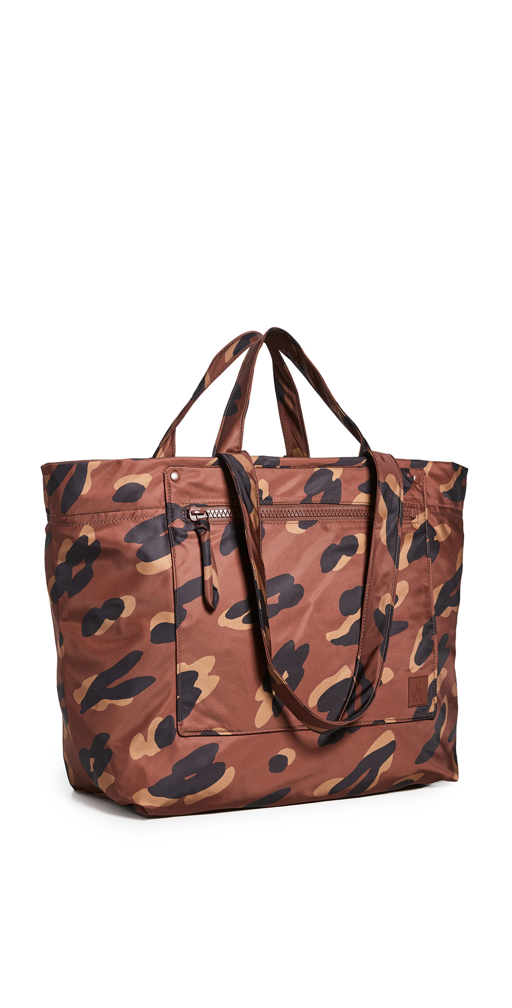 Madewell Travel Nylon Printed Tote