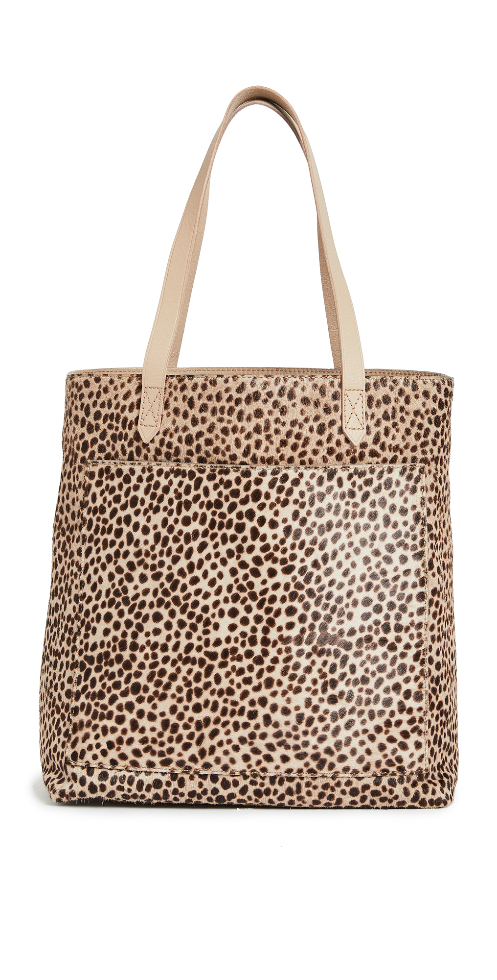 Madewell Medium Transport Haircalf Tote