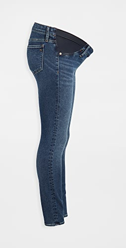 Madewell - Maternity Jeans With Adjusted Waistband