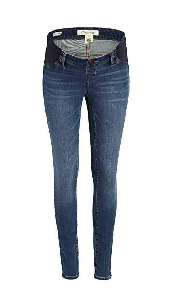 Madewell Maternity Jeans With Adjusted Waistband