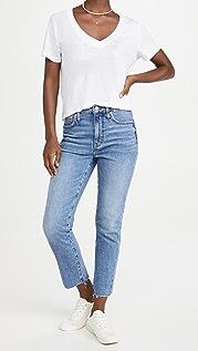 Madewell Perfect Vintage 牛仔裤