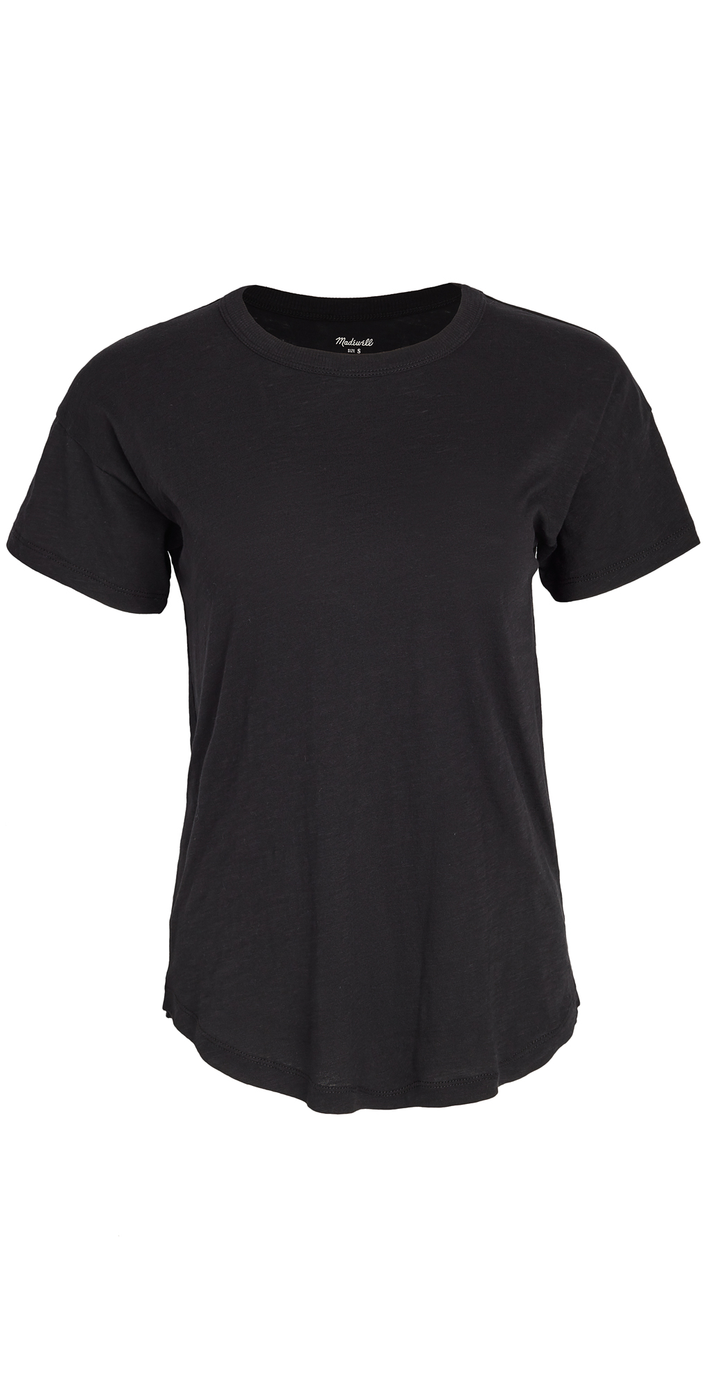 Madewell Sorrel Whisper Crew Neck Tee