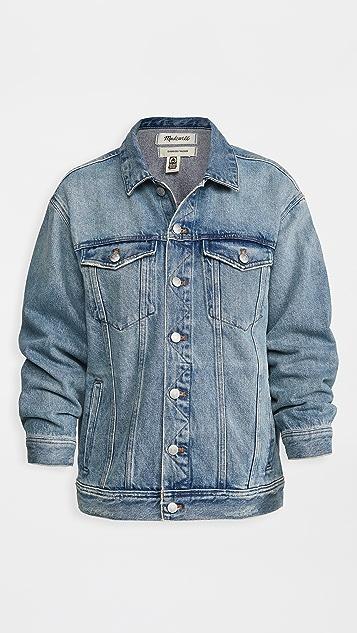Madewell Jean Trucker Jacket