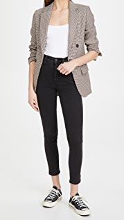 Madewell 10'' High Rise Skinny Jeans