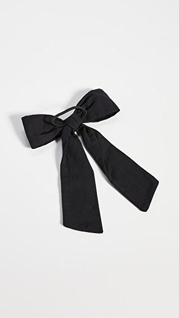 Madewell Oversized Bow Hair Tie