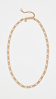 Madewell Flat Linked Chain Necklace