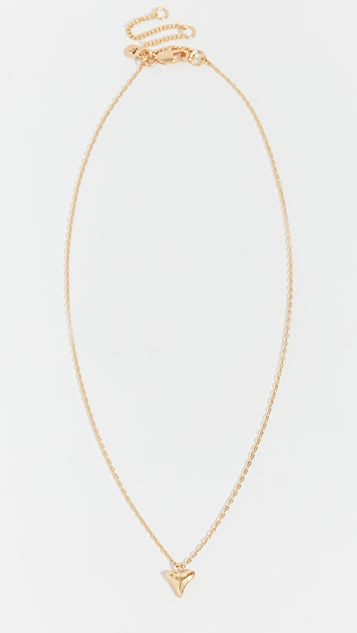 Madewell Shark Tooth Necklace