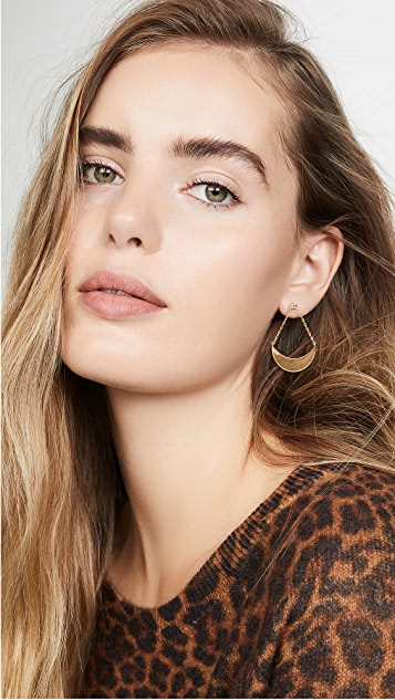 Madewell Acrobat Earrings
