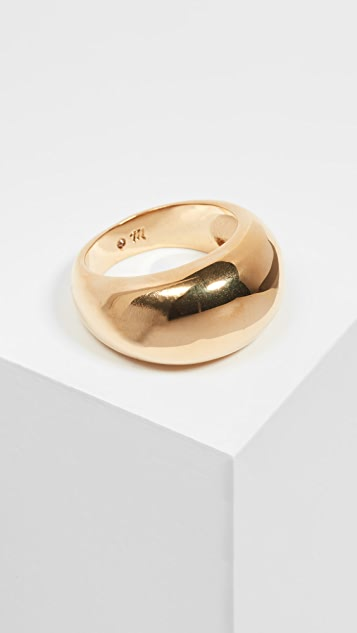 Madewell 圆顶戒指