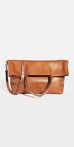 Madewell - 通勤翻盖手提袋