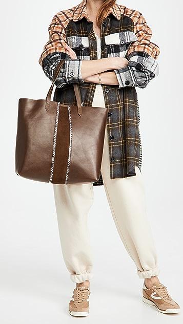 Madewell 旅行手提袋